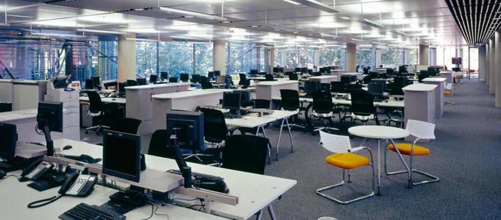 El mercado de las oficinas en 2021
