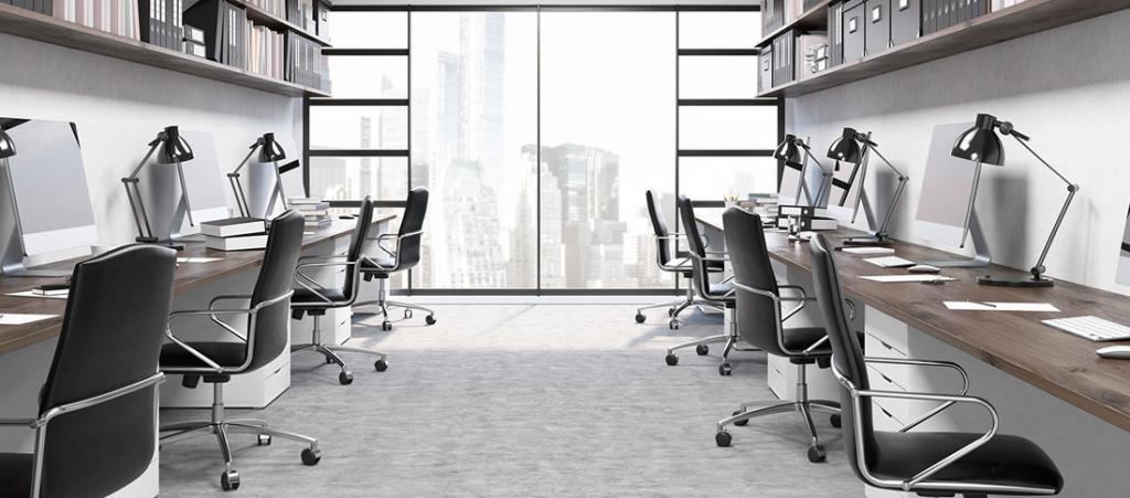 4 Factores que determinan que una oficina sea el espacio de trabajo ideal